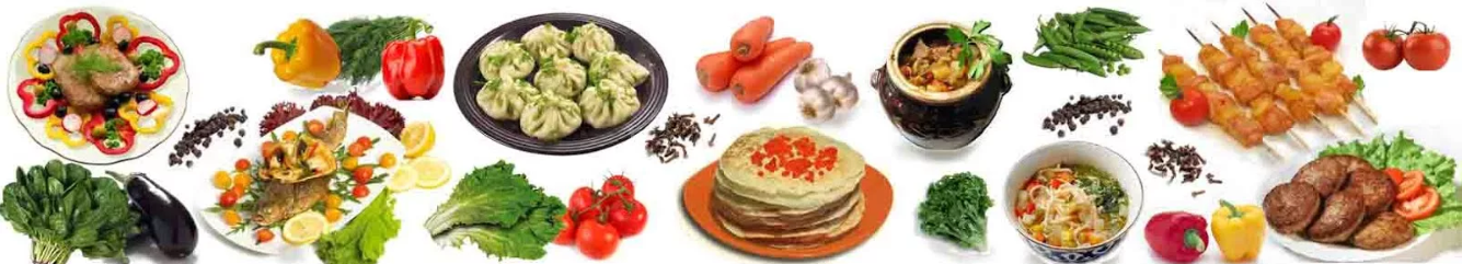 Сайт кулинарных рецептов с фото