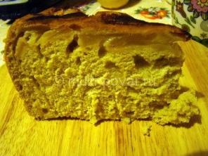 Яблочный пирог (шарлотка) в мультиварке