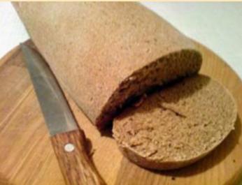 Ржаной хлеб в домашних условиях.