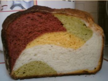 Австралийский овощной хлеб.