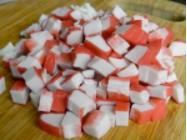 Готовим «Салат рисовый с кукурузой»